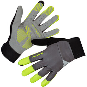 Endura Windchill Gloves Men neon yellow